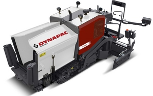 Dynapac paver compact