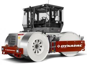 Dynapac roller steel